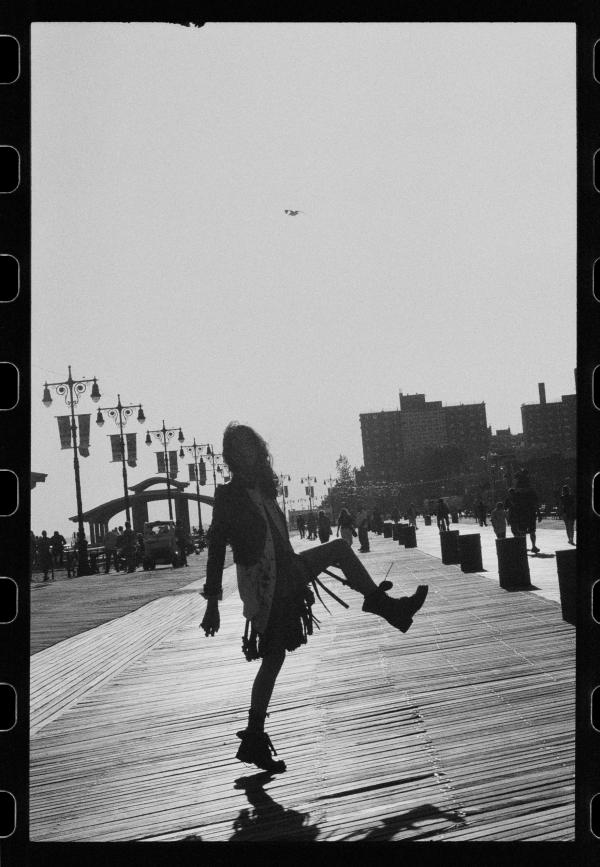 Nostalgic Beauty | Elisa Sednaoui by Dan Martensen